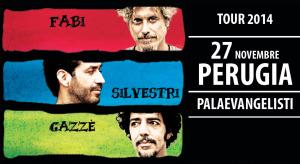Fabi Silvestri Gazzè Tour - PERUGIA @ Pala Evangelisti | Perugia | Umbria | Italia
