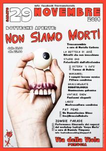 non siamo morti @ Perugia | Umbria | Italia