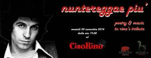 Nuntereggae più @ CIAO RINO | Perugia | Umbria | Italia