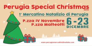 Mercatino Natalizio di Peugia @ Centro Storico   Perugia   Umbria   Italia