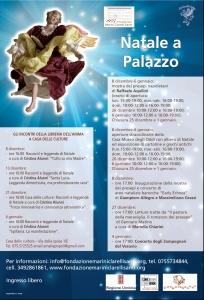 Natale a palazzo @  Fondazione Marini Clarelli Santi   Perugia   Umbria   Italia