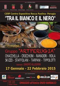 Tra il bianco e il nero @ CERP | Perugia | Umbria | Italia