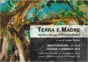 Terra e Madre, dipinti e disegni di Pamela Pucci @ L'Officina Ristorante Culturale | Perugia | Umbria | Italia