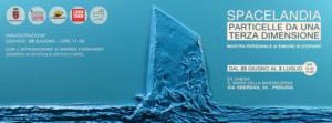 Spacelandia - Particelle da una terza dimensione - mostra personale di Simone Di Stefano @ Ex Chiesa Di Santa Maria Della Misericordia   Perugia   Umbria   Italia