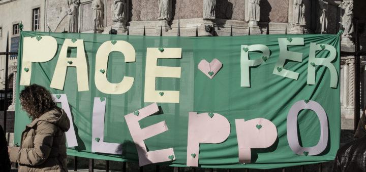 pace per Aleppo