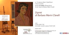 dipinti di Barbara Marini Clarelli @  Fondazione Marini Clarelli Santi | Perugia | Umbria | Italia